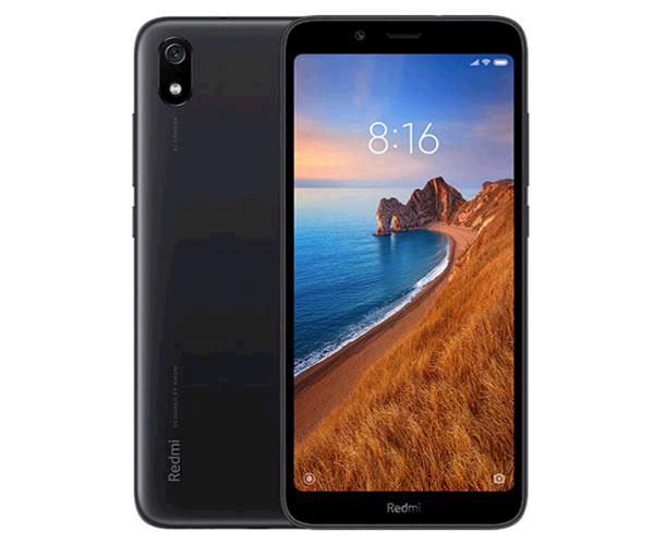 "Smartphone Xiaomi Redmi 7a matte black 5.45"" hd - octacore 1.8Ghz - 2Gb - 32Gb - 5-13 mpx - android 9"