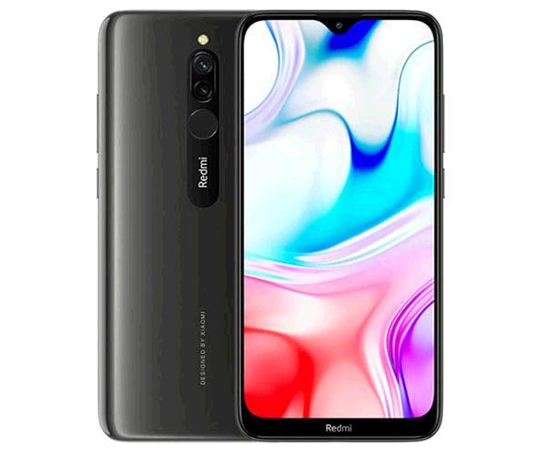 "Smartphone Xiaomi Redmi 8 Onyx Black 6.22"" - Octacore Sdm439 - 4Gb - 64Gb - 8-12 mpx - android 9 Pie"