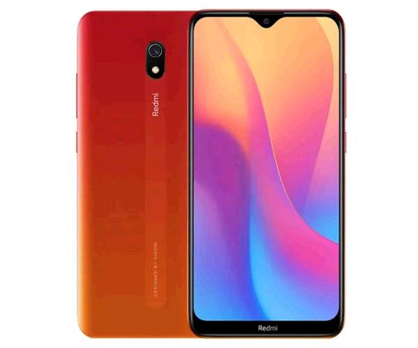 "Smartphone Xiaomi Redmi 8a Sunset Red 6.22"" - Octacore SD439 - 2Gb - 32Gb - 8-12 mpx - android 9 Pie"