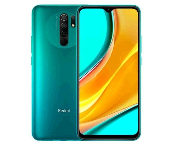 "Smartphone Xiaomi Redmi 9 Ocean Green 6.53"" FHd+ - Octacore Helio G80 - 4Gb - 64Gb - 8 Mp - 13+8+5+2 Mp - Android 10 - NFC"