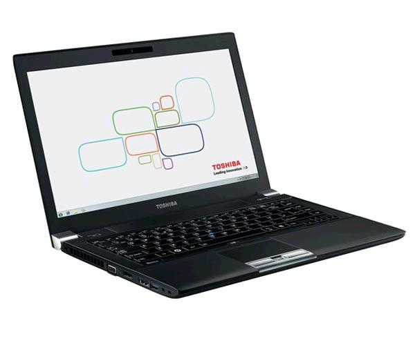 Port. Toshiba portege r930 13.3p - i5-3320m 2.6Ghz -4Gb - 128Gb SSD- DVD - Win 7 Pro - Win 8