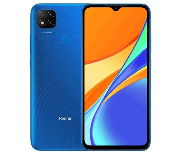 "Smartphone Xiaomi Redmi 9C Twilight Blue 6.53"" Hd+ - Octacore Helio G35 - 3Gb - 64Gb - 5-13 mpx - android 10"