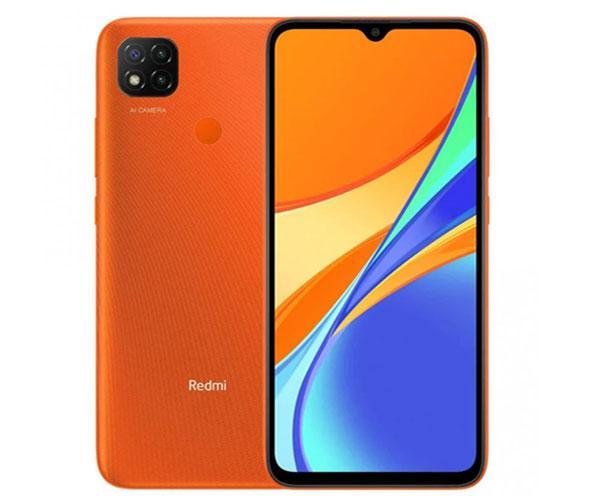 """Smartphone movil Xiaomi Redmi 9C Sunrise Orange 6.53"""" Hd+ - Octacore Helio G35 - 2Gb - 32Gb - 5-13 mpx - android 10"""