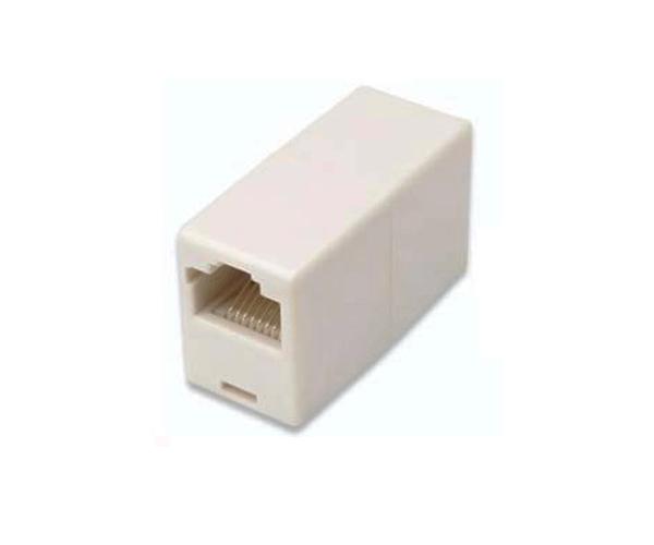 Adaptador empalme RJ45 UTP h-h Cat.5e   10.21.0401-oem