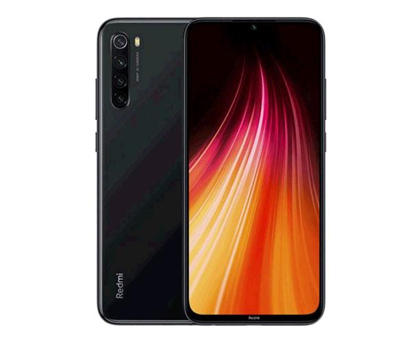 "Smartphone Xiaomi Redmi note 8 space negro 6.3"" - octacore 665 - 4Gb - 64Gb - 13-48-5 mpx"