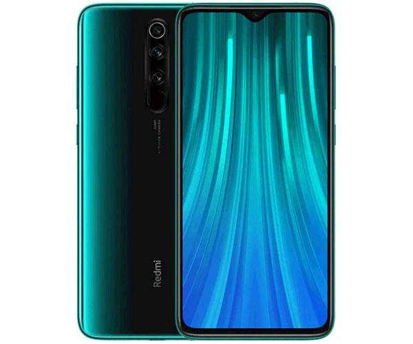 "Smartphone Xiaomi Redmi note 8 Pro Forest Green 6.53"" - Octacore Helio G90t - 6Gb - 64Gb - 64-2-2-8 mpx"