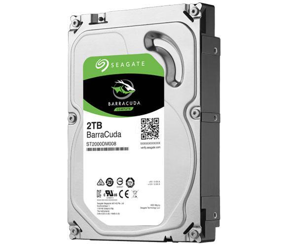 Disco duro seagate 3.5 2tb sata3 7200rpm 256mb  sT2000dm008