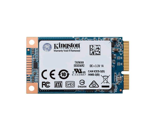 DISCO DURO SSD MSATA KINGSTON UV500 120GB SATA III - SUV500MS-120G