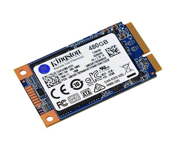 Disco duro SSD msata Kingston uv500 480Gb - Sata3 - suv500ms-480g