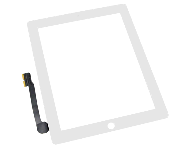 TACTIL IPAD 3 BLANCA