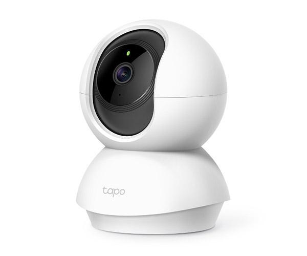 Tp-Link Camara inteligente Wifi Tapo C200 - FullHd - Rotatoria 360º - Vision nocturna - Alarma luz y sonido