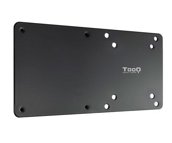 Soporte Vesa para mini pc - Nuc - Barebone - Tooq Tcch0007-b - Vesa 75x75 - 100x100 - Negro