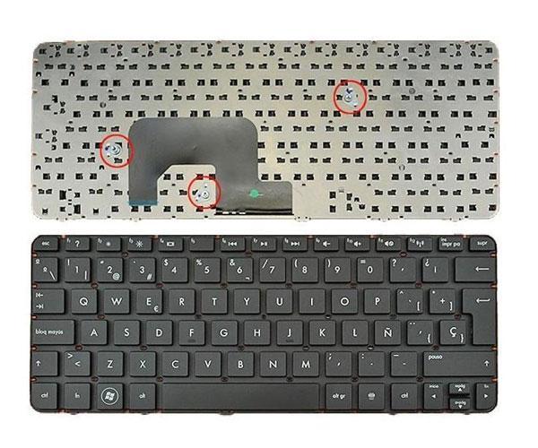 Teclado Hp Mini 200-4200 - 2100-3000 - 110-3500