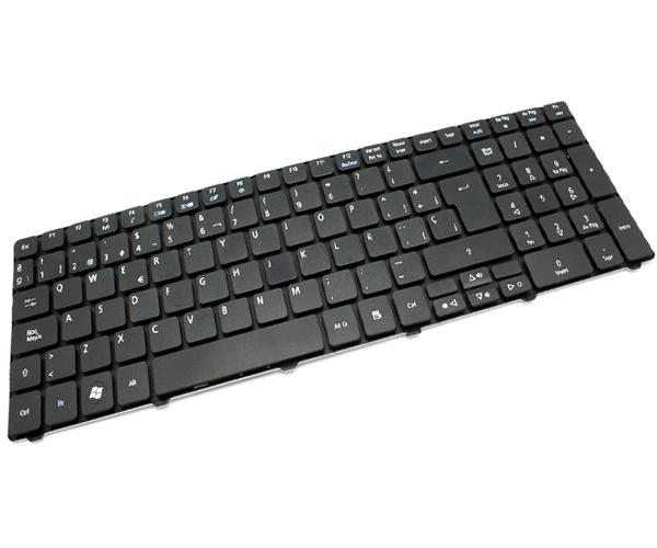 Teclado Acer Aspire 5810 - 5742 - teclas redondas f3 - wifi