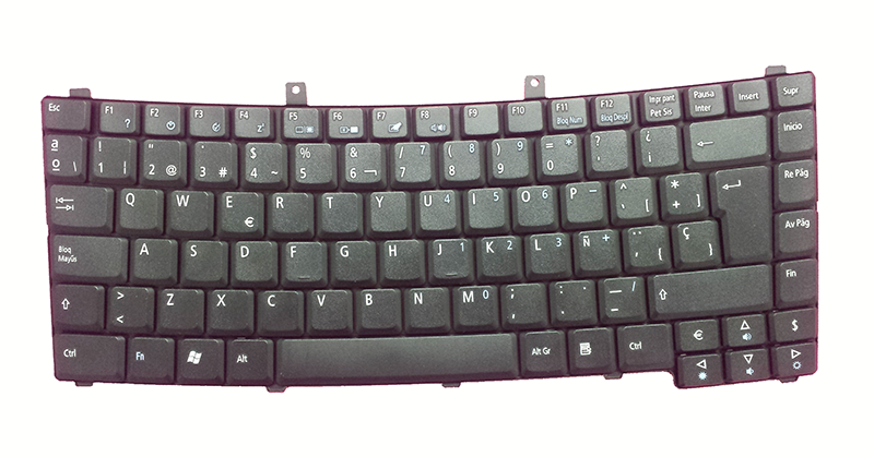 TECLADO ACER TRAVELMATE 4520 - 4720 SERIES 310MM LONGITUD