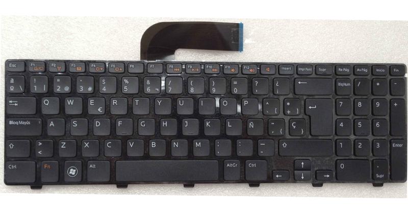Teclado Dell Inspiron 15r - n5110 - m5110 negro