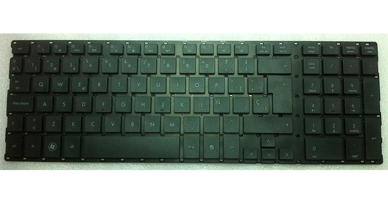 Teclado Hp Probook 4510s-4710s-4750s  negro