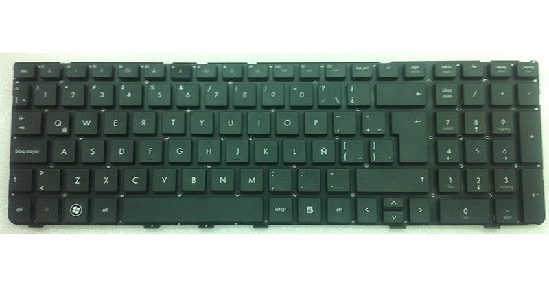 Teclado Hp Probook 4530-4535-4730s  negro
