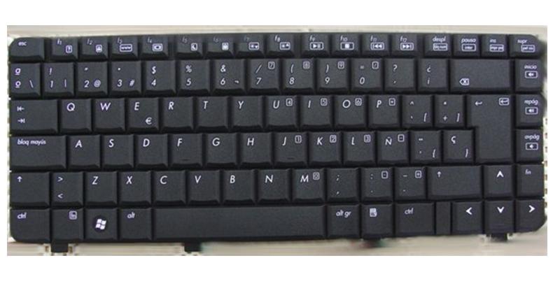 Teclado Hp Compaq c700