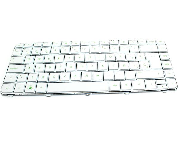 Teclado Hp g4 -g6-1000 -g43 -cq43 -cq57 -630 -650 series blanco