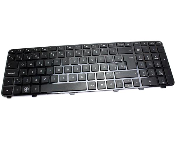Teclado Hp dv6-6000 - dv6-6100 - dv6-6200 series negro
