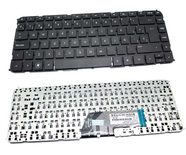 TECLADO HP ENVY 4-1000 - 6-1000 SERIES NEGRO