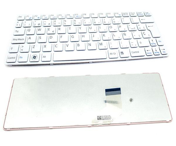 Teclado Sony sve11 series blanco