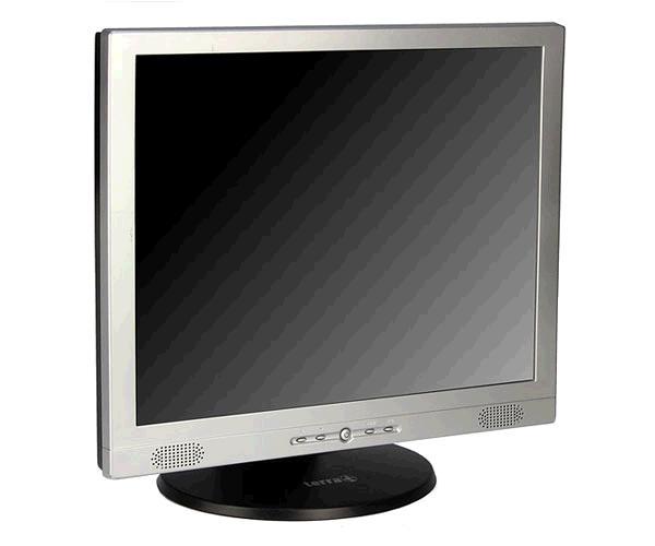 Monitor Ocasión LCD 19 pulgadas Terra 1900pv - Altavoces - VGA - DVI - Grado B