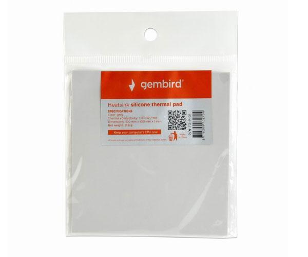 Disipador de calor Thermal Pad Gembird - Tg-p-01