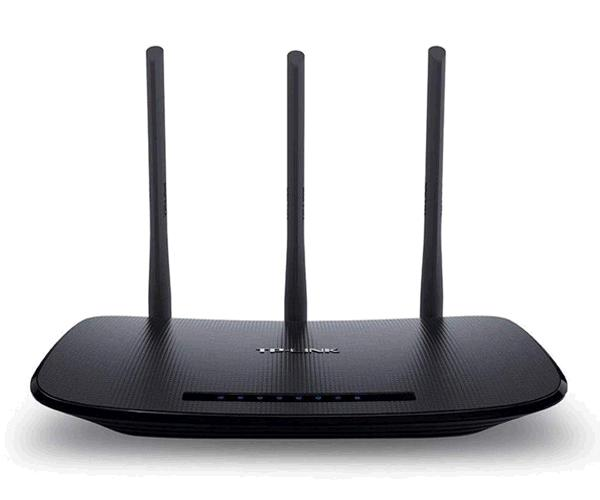 TP-Link router 450m tl-wr940n wireless n - 3 antenas fijas