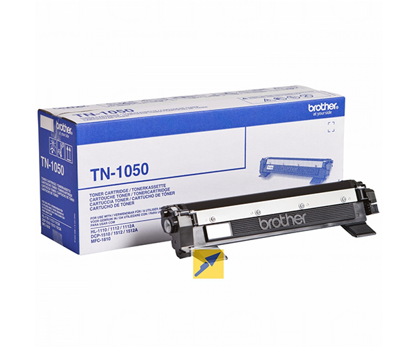 TONER ORIG. BROTHER TN1050 HL1110 HL1112 DCP1510
