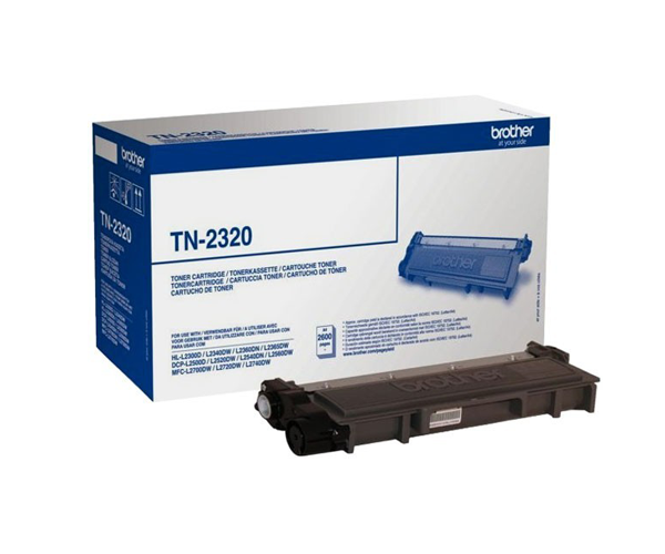 TONER ORIG. BROTHER TN2320  DCP-L2500D