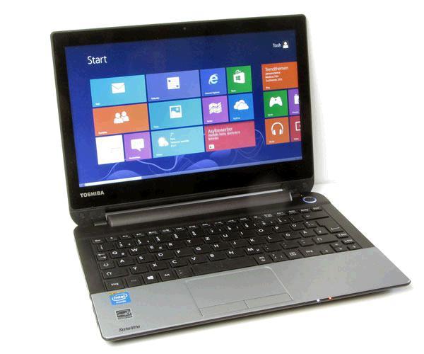 Port. Toshiba Sat. Nb10t Ocasión 11.6p. - Celeron N2810 2.0Ghz - 4Gb - 500Gb - Win 8