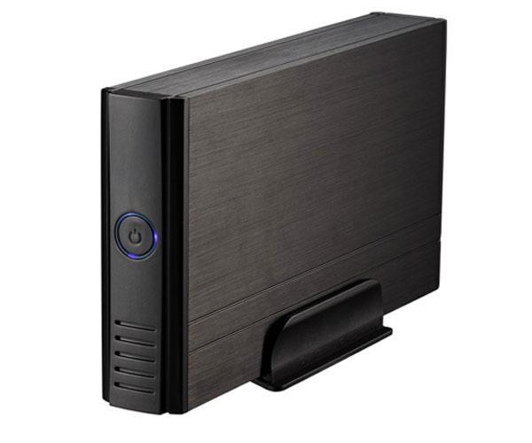 Caja externa 3.5 USB 2.0 ide - sata tooq negra  tqe-3520b