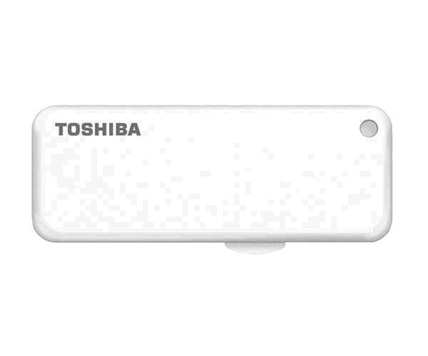 PENDRIVE TOSHIBA 16GB USB 2.0 YAMABIKO U203 BLANCO
