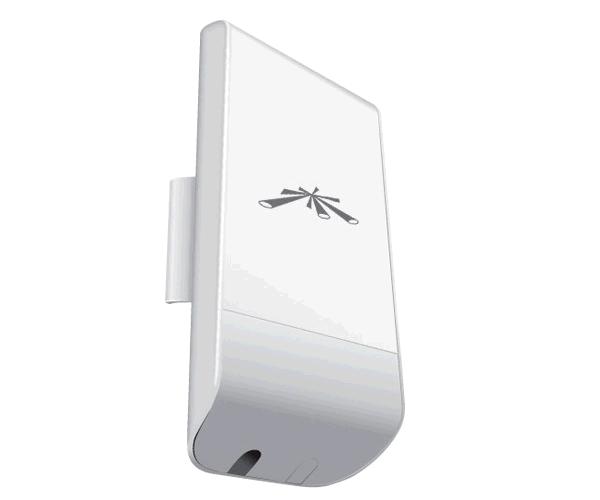 Antena Ubiquiti Nanostation LocoM5  5Ghz  13dbi 200mw mimo
