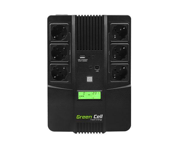 Sai Greencell  800va Ups - 480w  interactivo online