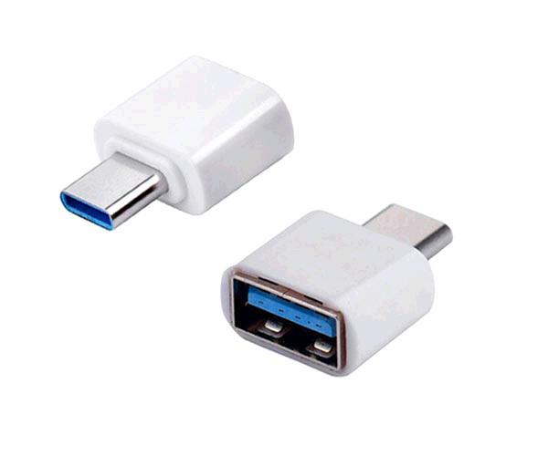 Adaptador OTG Type-C a USB 3.0 hembra