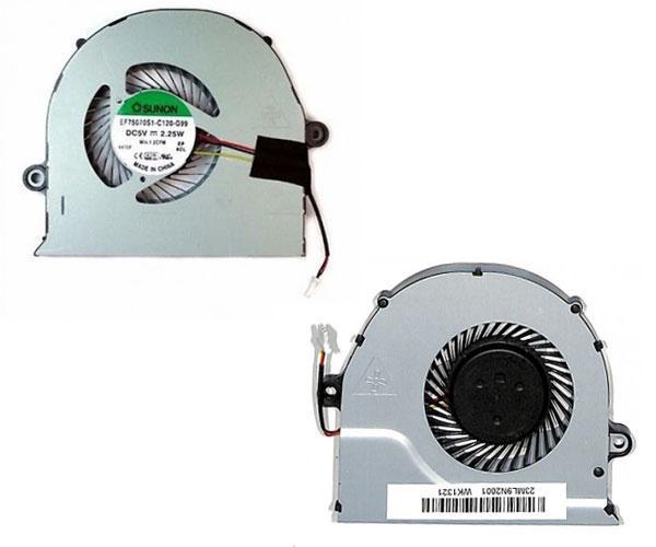 Ventilador Acer e5-571g - e5-571 - e5-511 - e5-471 - v3-572g - dc28000ers0