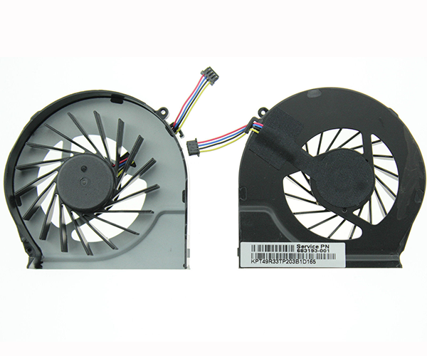 Ventilador portatil Hp g6-2000 - g7-2000 (4 pines)