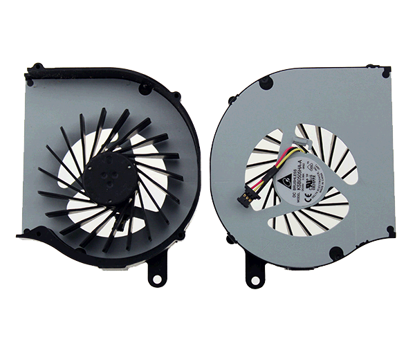 Ventilador portatil Hp g62 - cq62 chapado