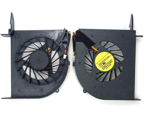 VENTILADOR PORTATIL HP DV6-2000 - 599509-001