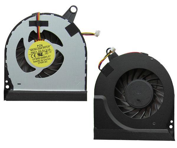 Ventilador Acer Aspire v3-771 - v3-771g - v3-731