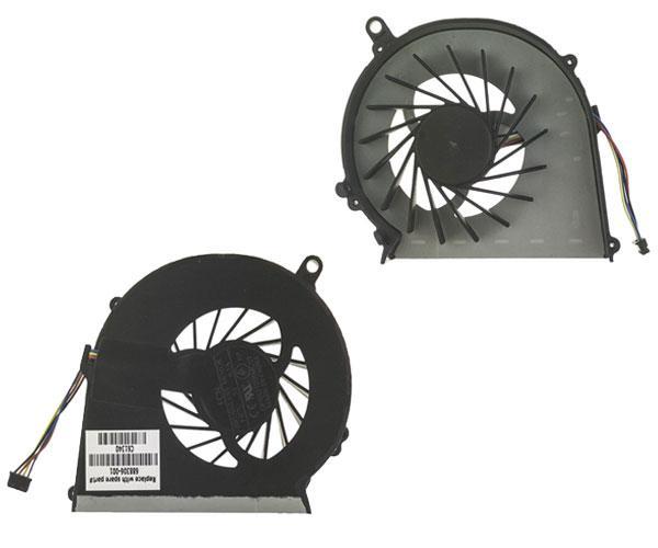Ventilador Hp Compaq presario cq58 - Compaq 650 - 655 - 686259-001