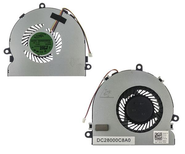 VENTILADOR HP PAVILION 14G - 15G - 15-R000 - 245 G3 - 250 G3 - DELL INSPIRON 15 - 15R