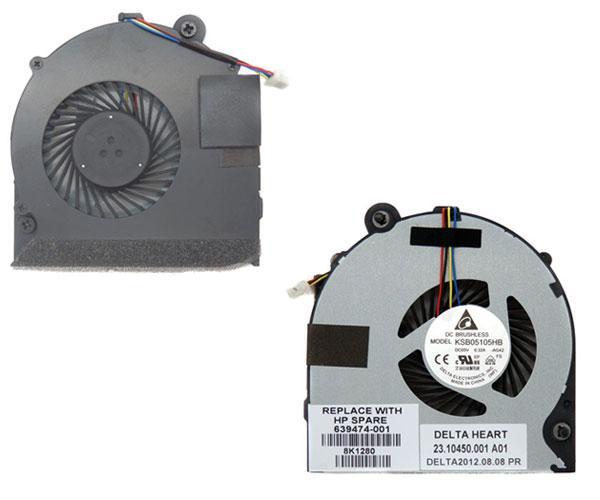 Ventilador Ocasión Hp Probook 6360b - 6360t - 639474-001