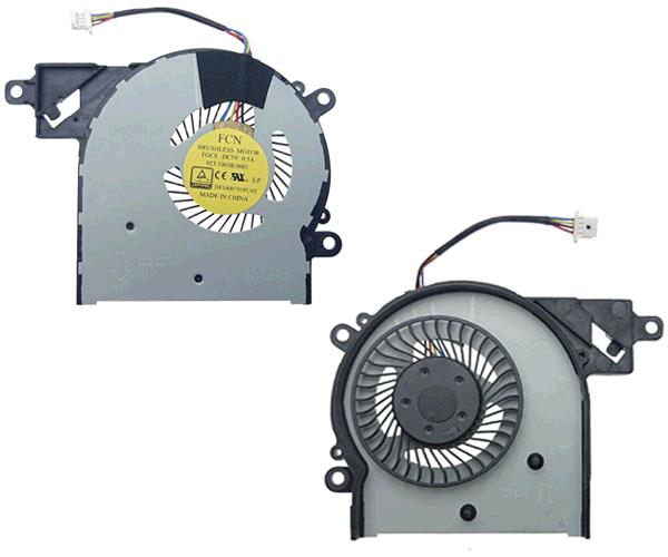 Ventilador Hp Pavilion x360 13-s - 809825-001