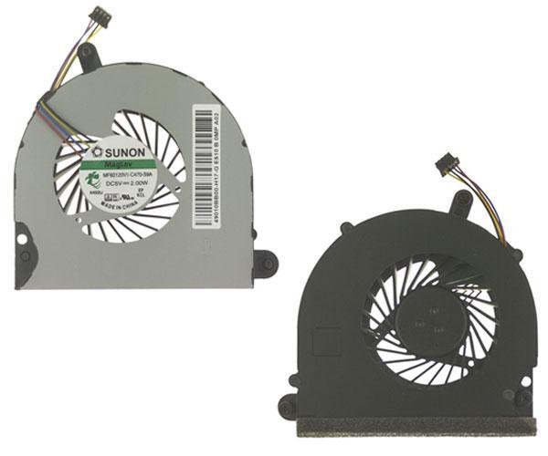 Ventilador Hp Compaq Probook 6560b - 6565b - 652675-001