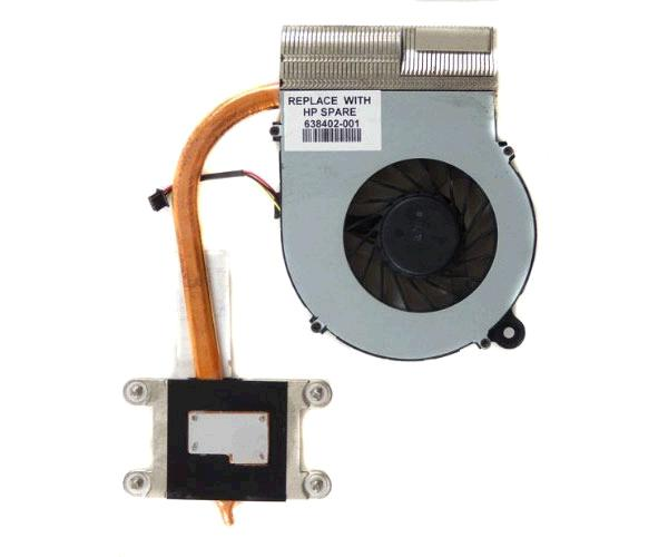 Ventilador portatil + disipador Hp g62 - Cq62 - Cq42