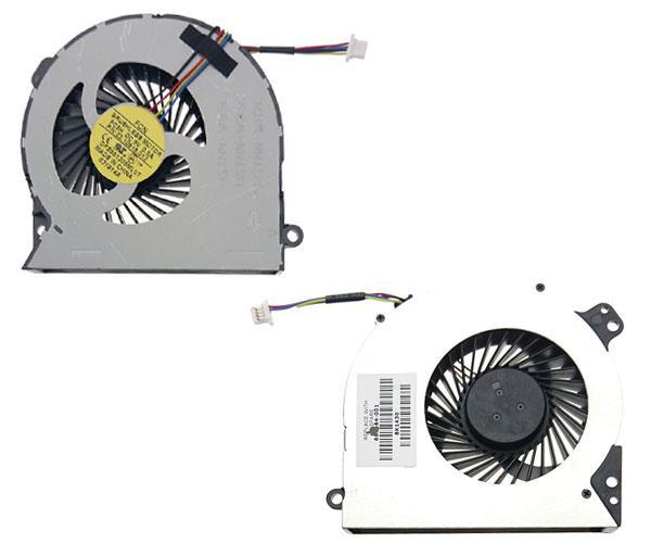 Ventilador portatil Hp Probook 4540 - 4740 - 4745 - 4750